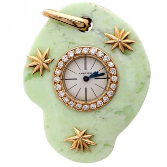 Paris Jade Watch Pendant